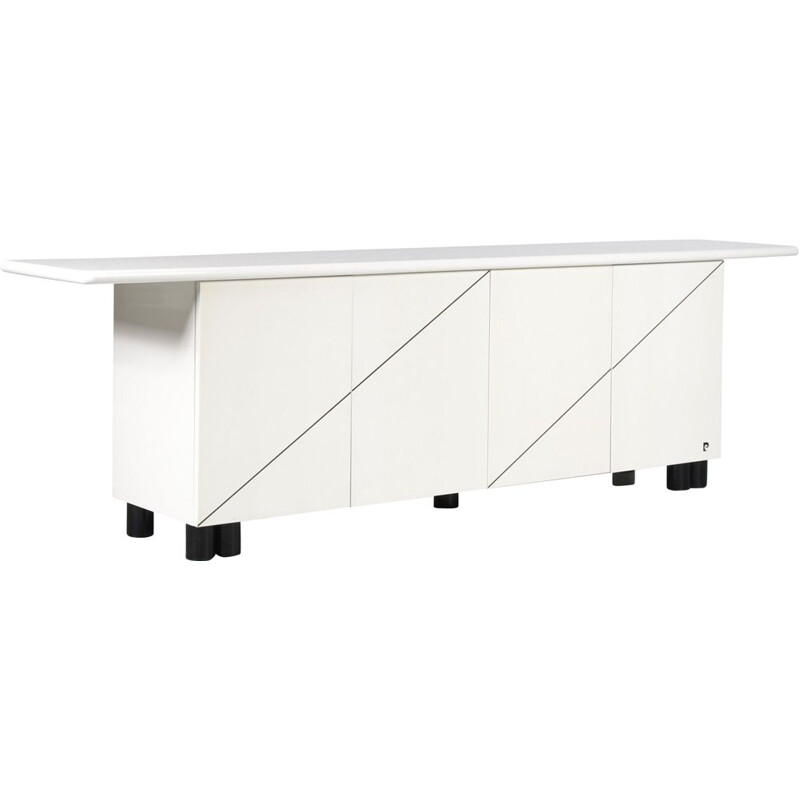 Vintage Sideboard by Pierre Cardin for Aire Industrie, France 1980s