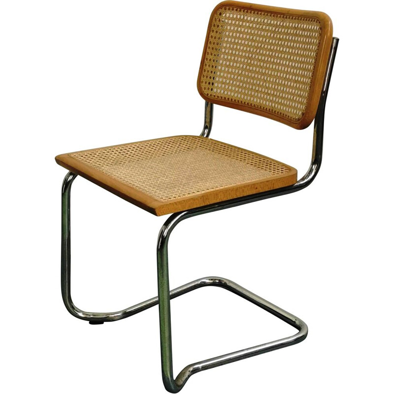 Vintage BR32 stacking chairs by Marcel Breuer