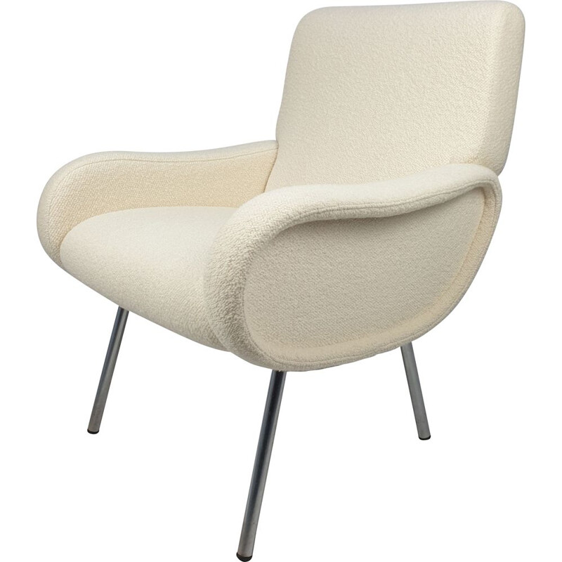 Vintage Baby Armchair by Marco Zanuso for Arflex 1950s