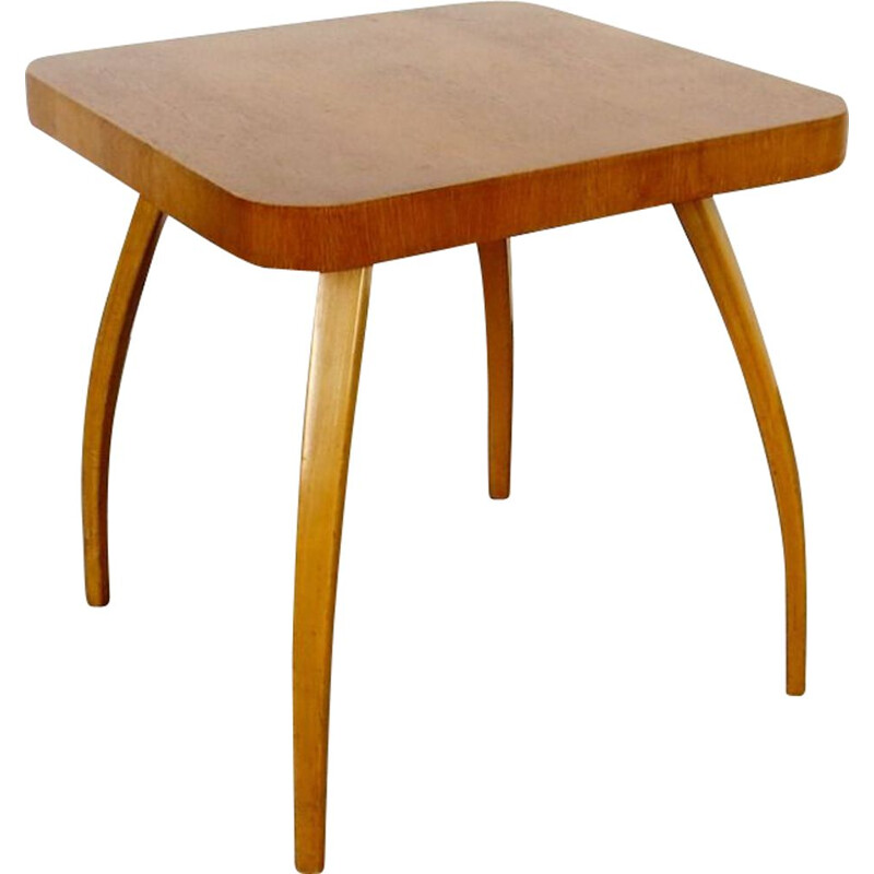 Vintage Coffe Table by Jindrich Halabala