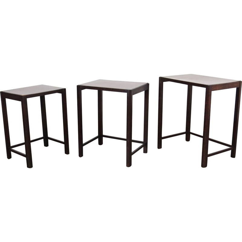 Vintage Nesting tables 1930s