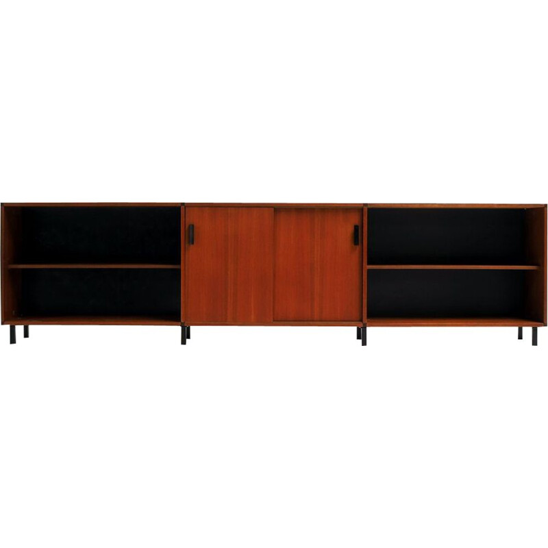 """Vintage """"Made to Measure"""" sideboard by Cees Braakman for Pastoe 1960s"""
