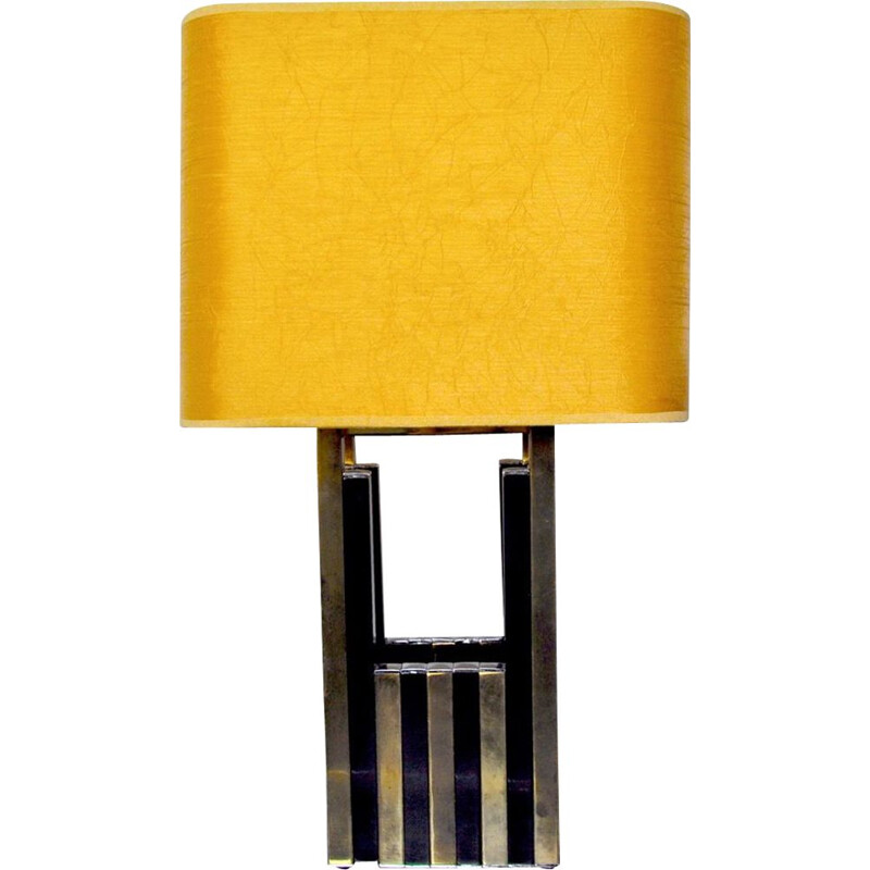 Vintage lamp Willy Rizzo for bd lumica 1970