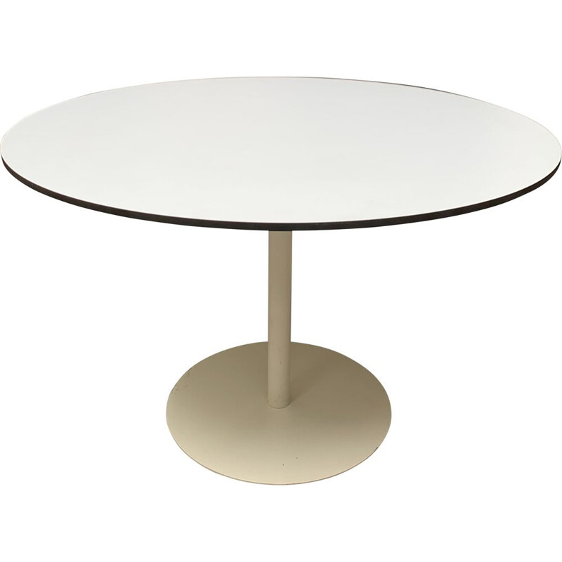 Vintage table first edition Knoll 1980