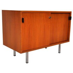 Sideboard in rosewood, Florence KNOLL - 1950s