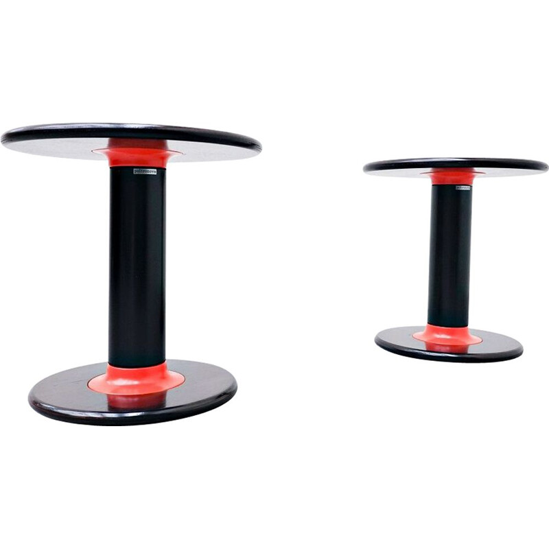 Vintage side table by Ettore Sottsass 1964s