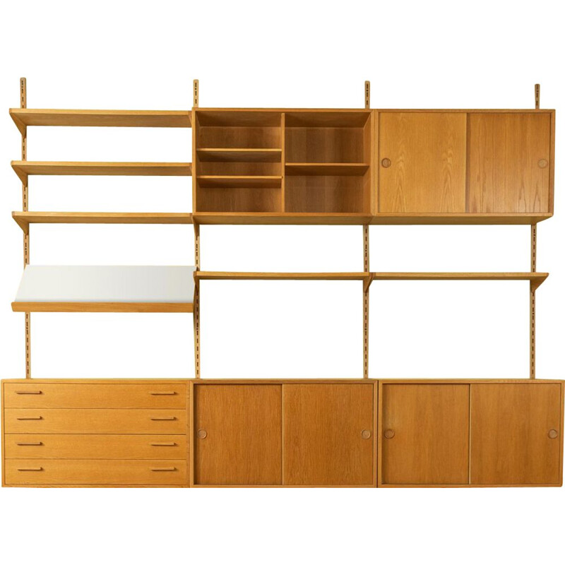 Vintage wall unit by Kai Kristiansen 1960s