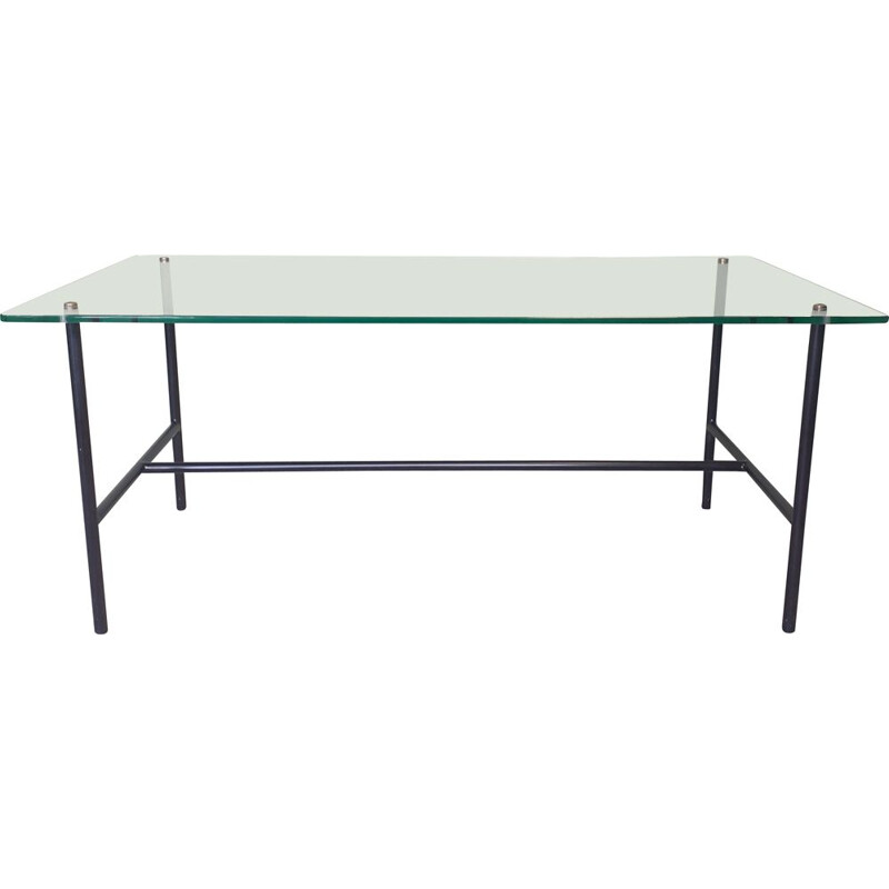 Vintage coffee table by Pierre Guariche for Disderot 2960s