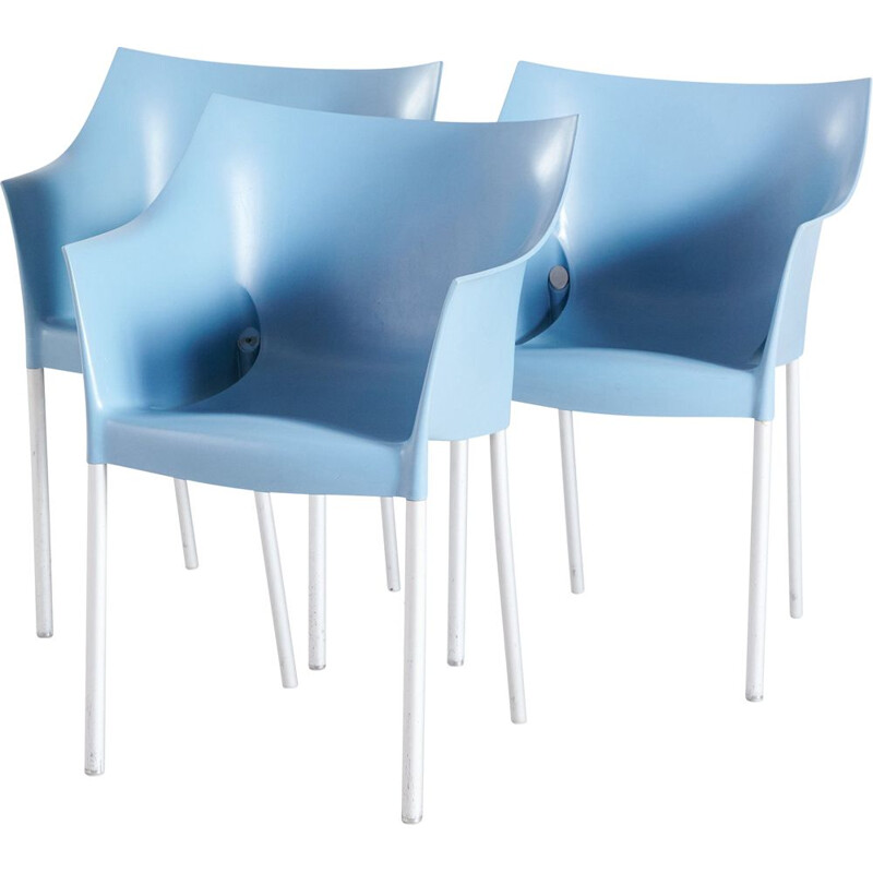 Vintage side chair by Philippe Starck for Kartell 1990