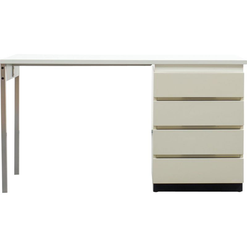 Vintage coffee table by Dieter Rams for Vitsoe 1970s