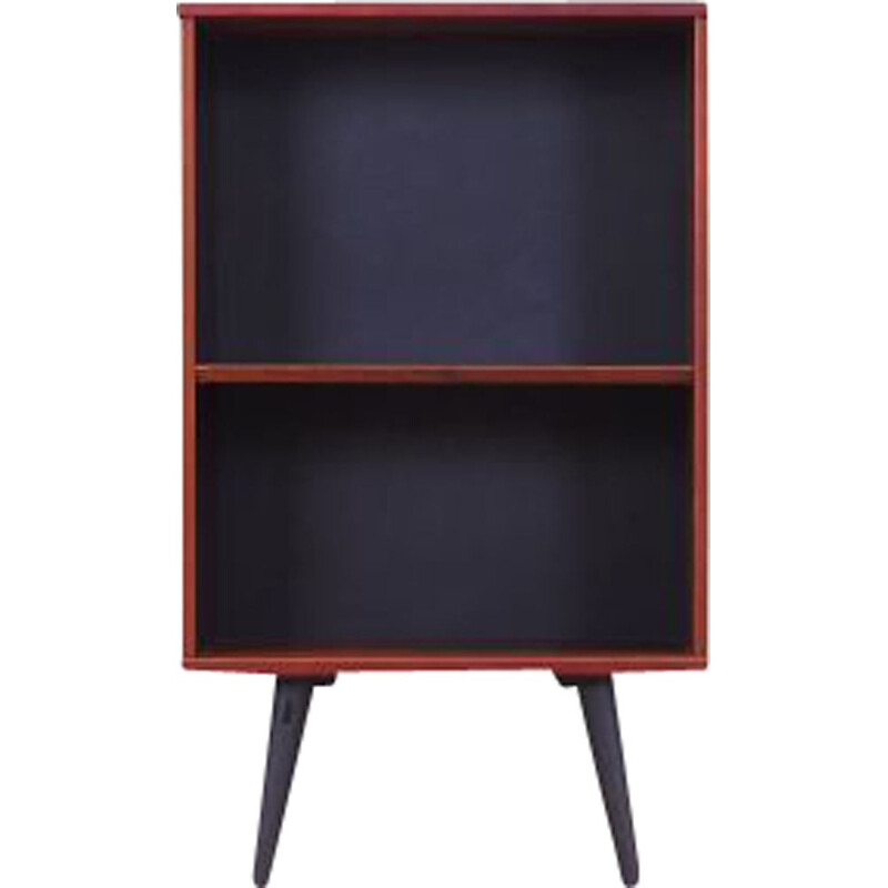 Vintage rosewood bookcase Denmark 1970s