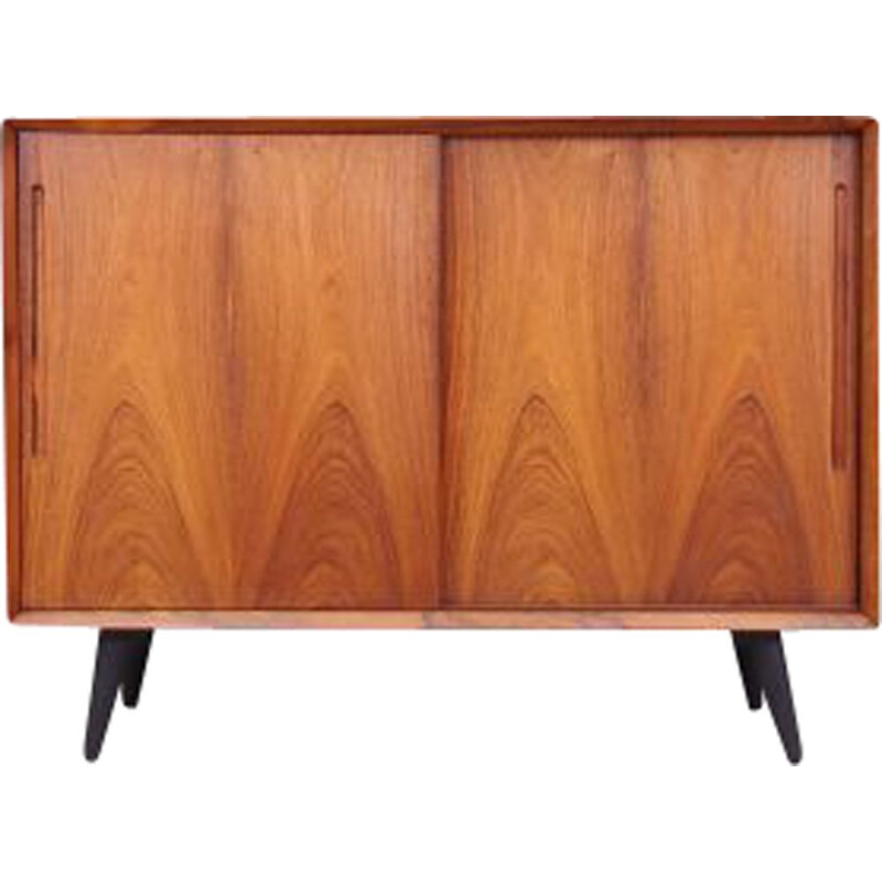 Vintage rosewood chest of drawers Denmark 1970s