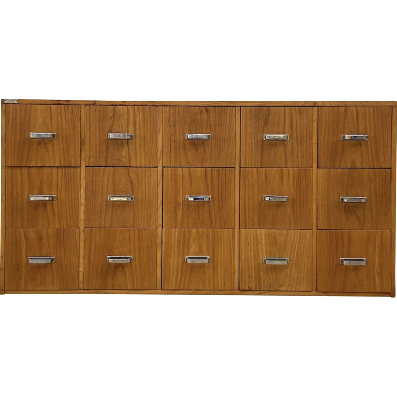Vintage Czech chest of drawers 1960s
