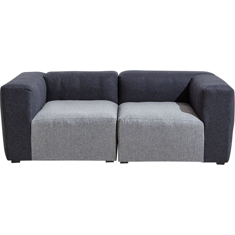 Vintage contemporary 2 seater sofa 2000s