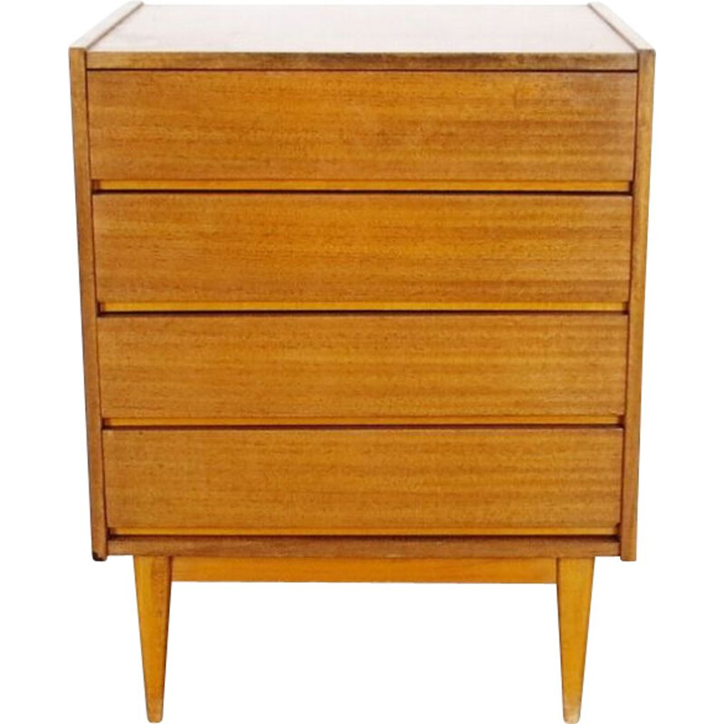 Vintage chest of drawers 1960s