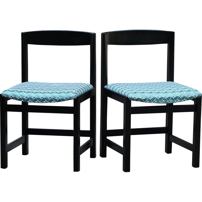 Pair of vintage chairs by Ulferts Tibro