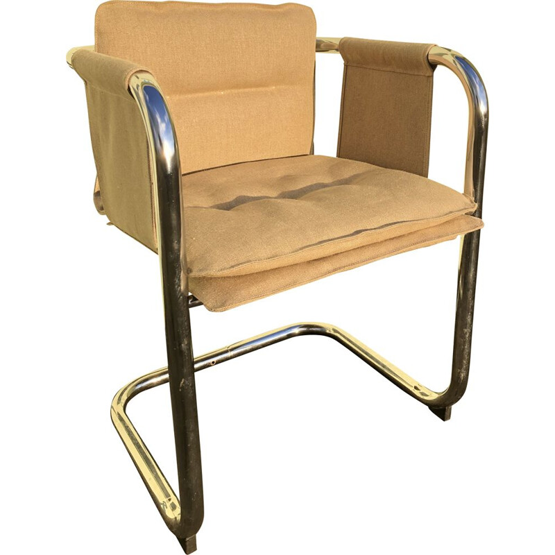 Vintage Kadett armchair by Tomas Jelinek for IKEA 1979s
