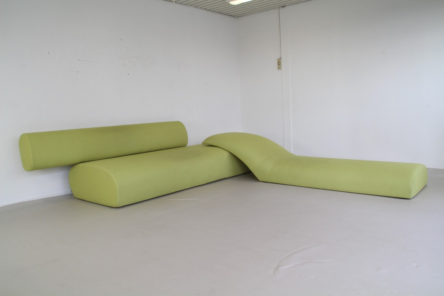 Cor Lava Modular Sofa Kirsten Antje Hoppert Steffen Kroll 2000s
