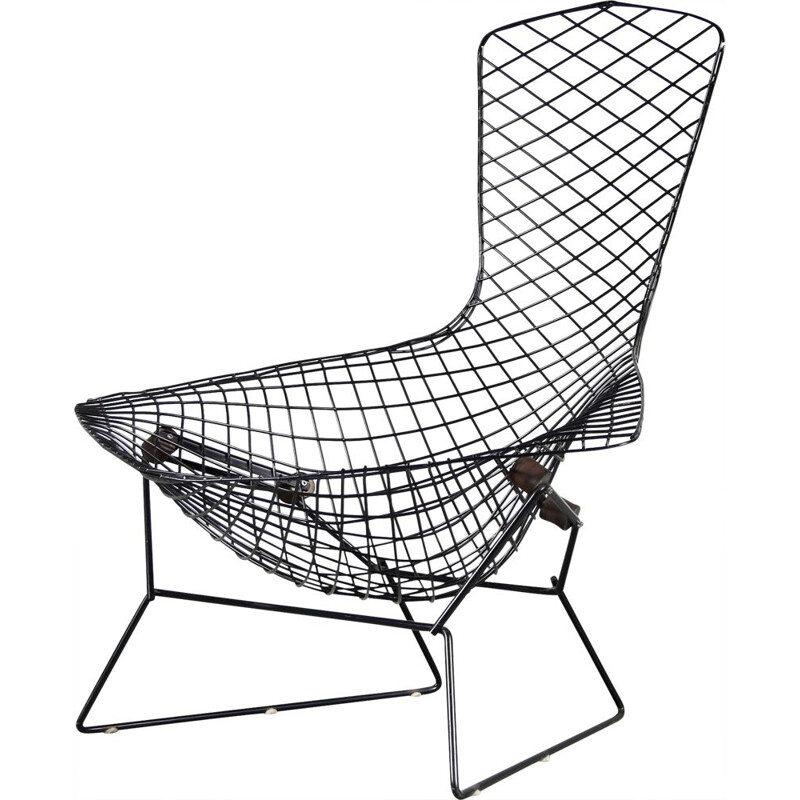 Vintage chair by Harry Bertoia for Knoll USA 1950s
