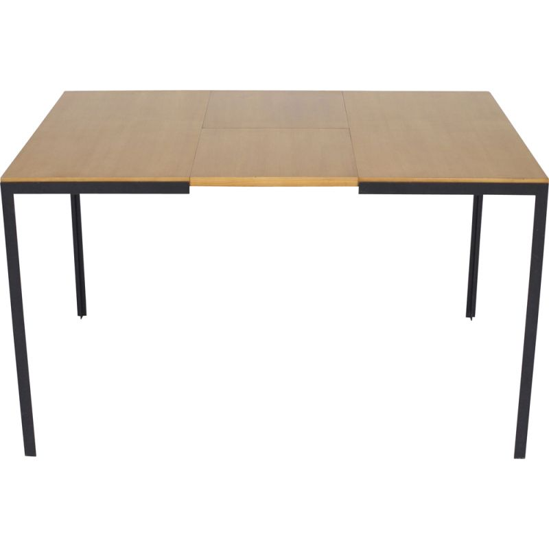 Vintage extending table for Knoll Florence Knoll 1950s