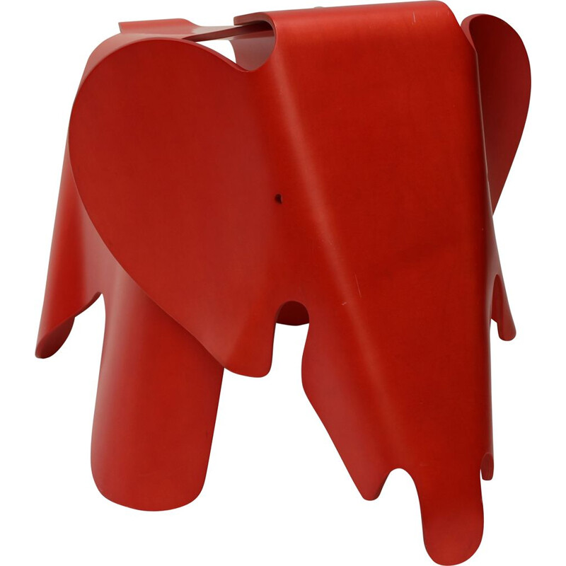 Vintage plywood elephant by Charles and Ray Eames 2007