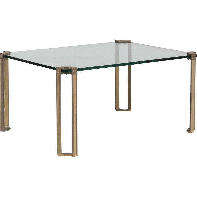 Vintage coffee table by Peter Ghyczy for Ghyczy Netherlands 1970s