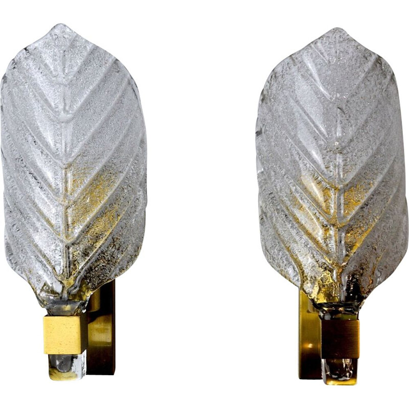 Pair of Carl Fagerlund sconces - 1960