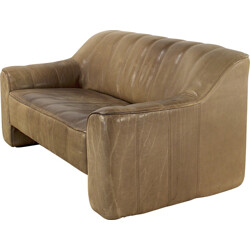 DS 44 De Sede sofa leather - 1960s