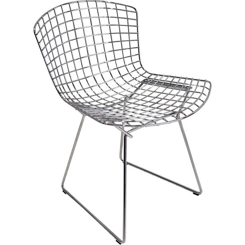 Vintage chair by Harry Bertoia for Knoll