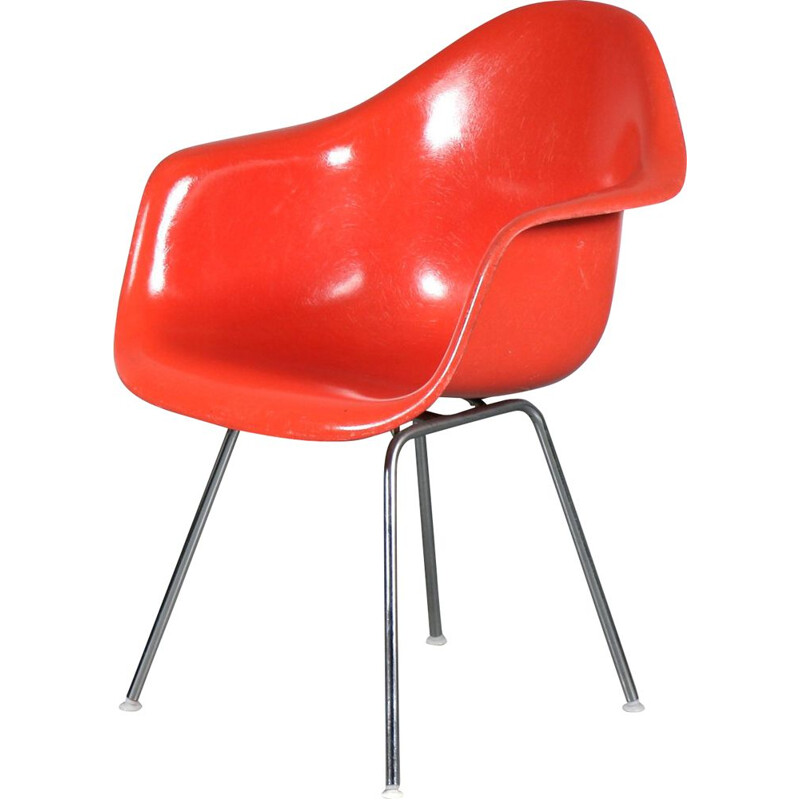 Vintage chairs by Eames for Herman Miller Vitra Germany 1970s