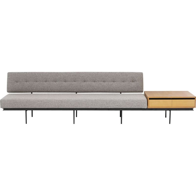 Vintage sofa and  furniture by Florence Knoll 1960s