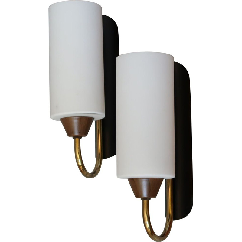 Vintage wall lamps MD 12714 1960s