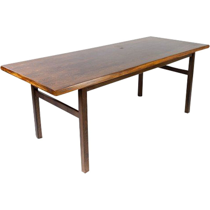 Mid century coffee table in rosewood, Denmark 1960s