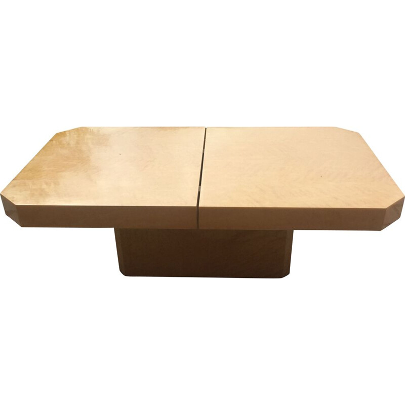 Vintage coffee table by Mario Sabot