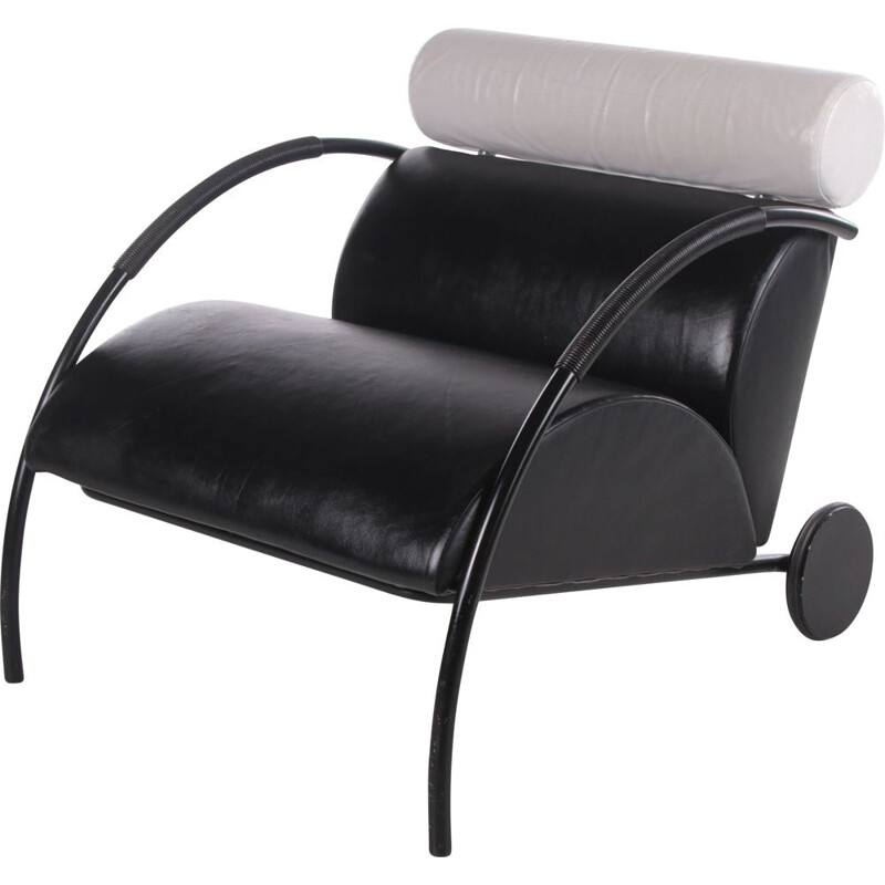 Vintage armchair by Peter Maly for COR Germany, 1984s