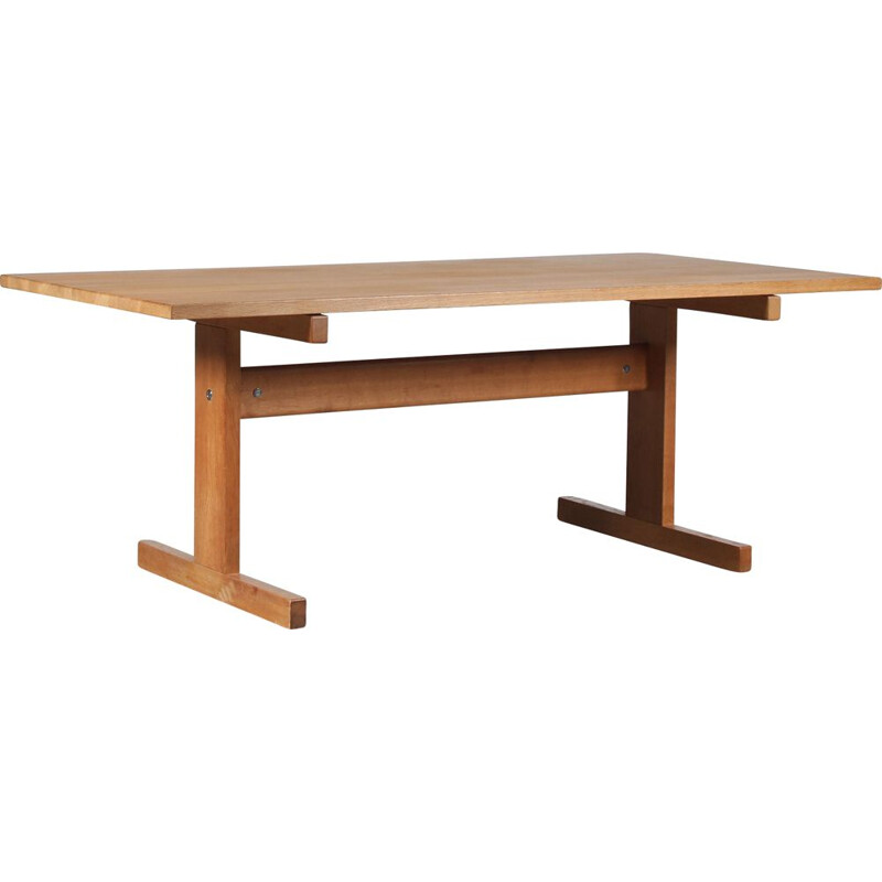 Mid century dining table for Tuck Furniture, Denmark 1950s