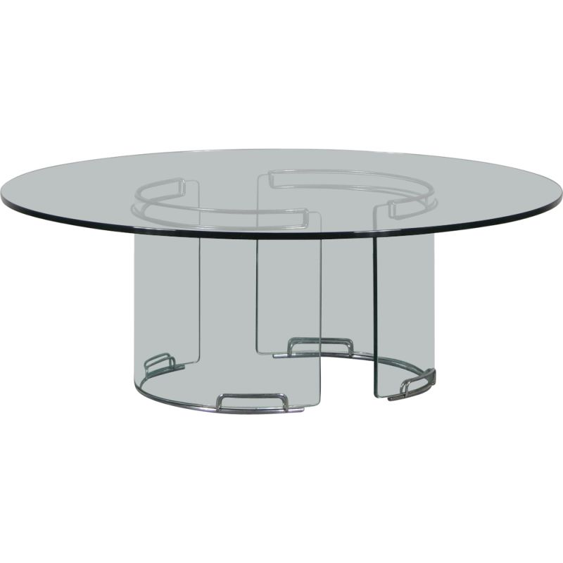 Vintage coffee table by Gallotti & Radice, Italy 1970s