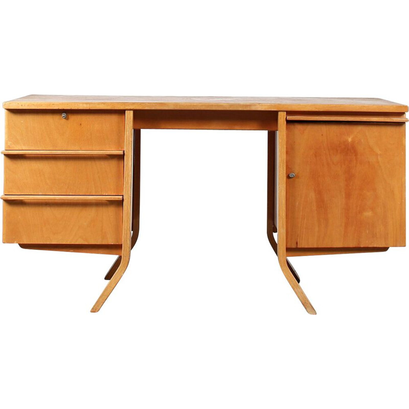 Vintage desk EB04  by Cees Braakman for Pastoe, Netherlands 1950s