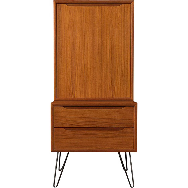 Vintage chest of drawers by Poul Hundevad, Denmark 1960s