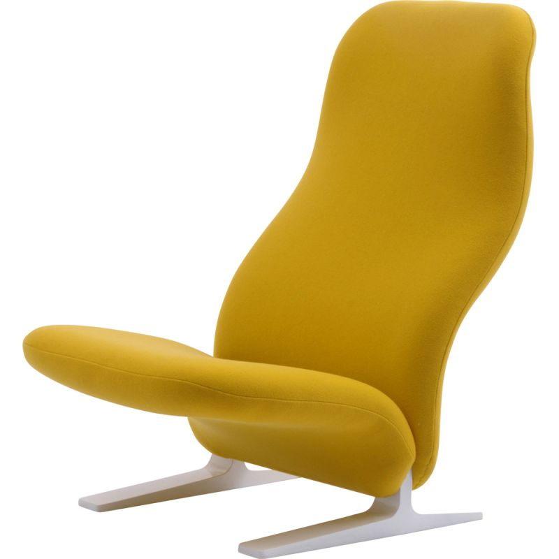 Mid century chair concorde F784 by Pierre Paulin, 1960s