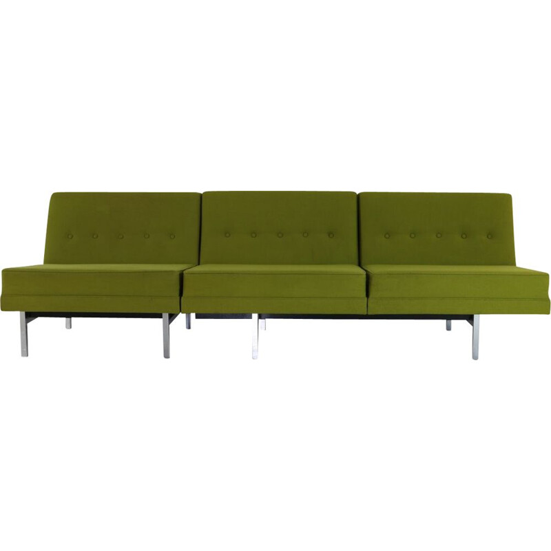 Mid century modular sofa set by George Nelson for Herman Miller, 1960s