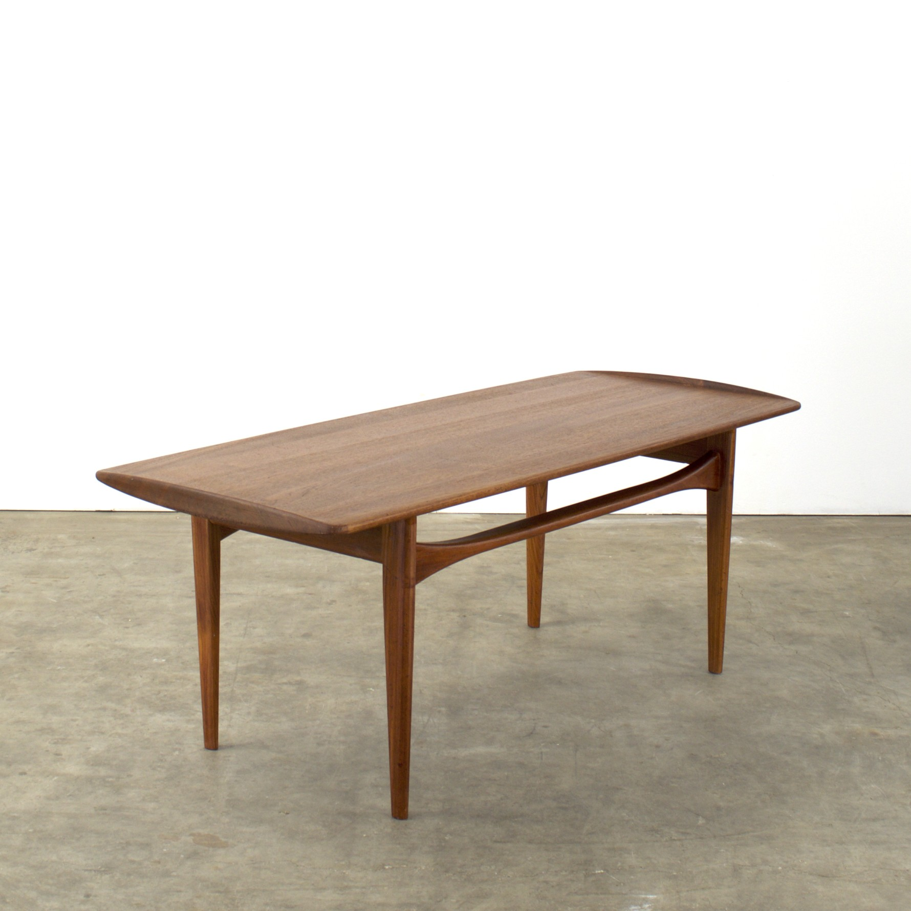 Fd 503 teak coffee table kindt larsen 1950s design market previous next geotapseo Image collections