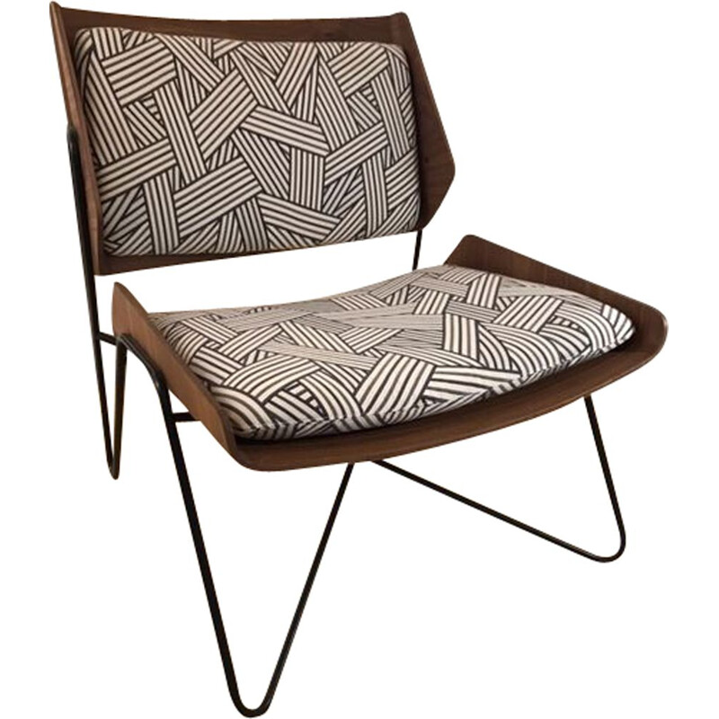 Vintage armchair contemporary edition Oxyo by Janine Abraham & Dirk Jan Rol, 1957s