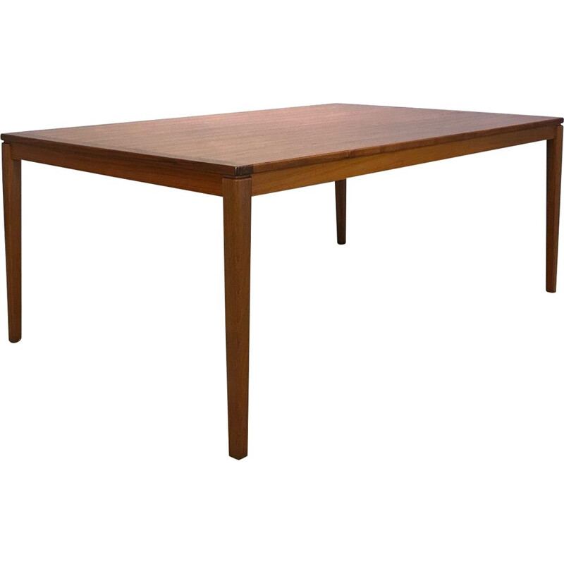 Mid century rosewood signed coffee table, Denmark 1960s