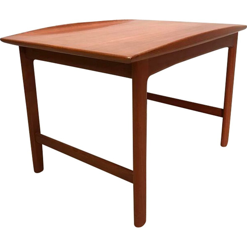 Mid century rosewood Frisco coffee table by Folke Ohlsson for Tingstrom