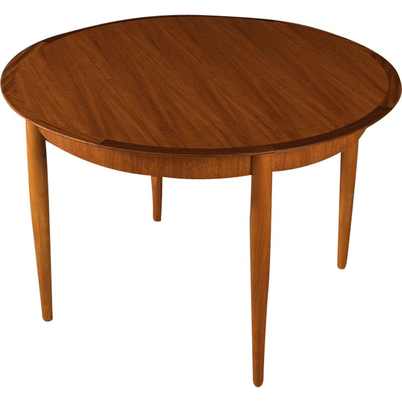Mid century dining table by Lübke, Germany 1960s