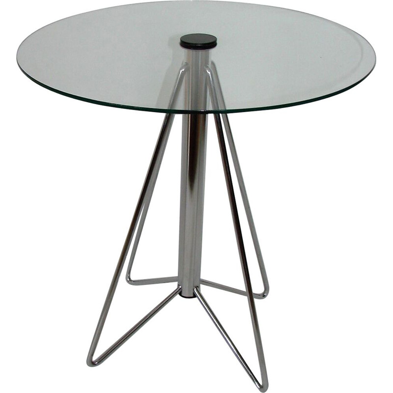 Vintage side table by Bauhaus, 1970s