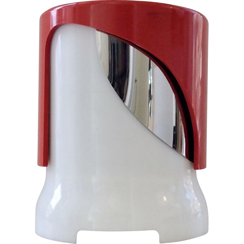 Vintage KD24 lamp by Joe Colombo for Kartell, Italy 1966s