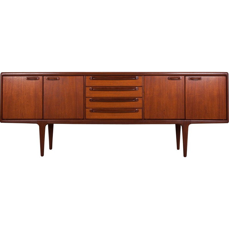 Mid century teak sideboard by John Herbert for A.Younger Ltd, United Knigdom 1960s