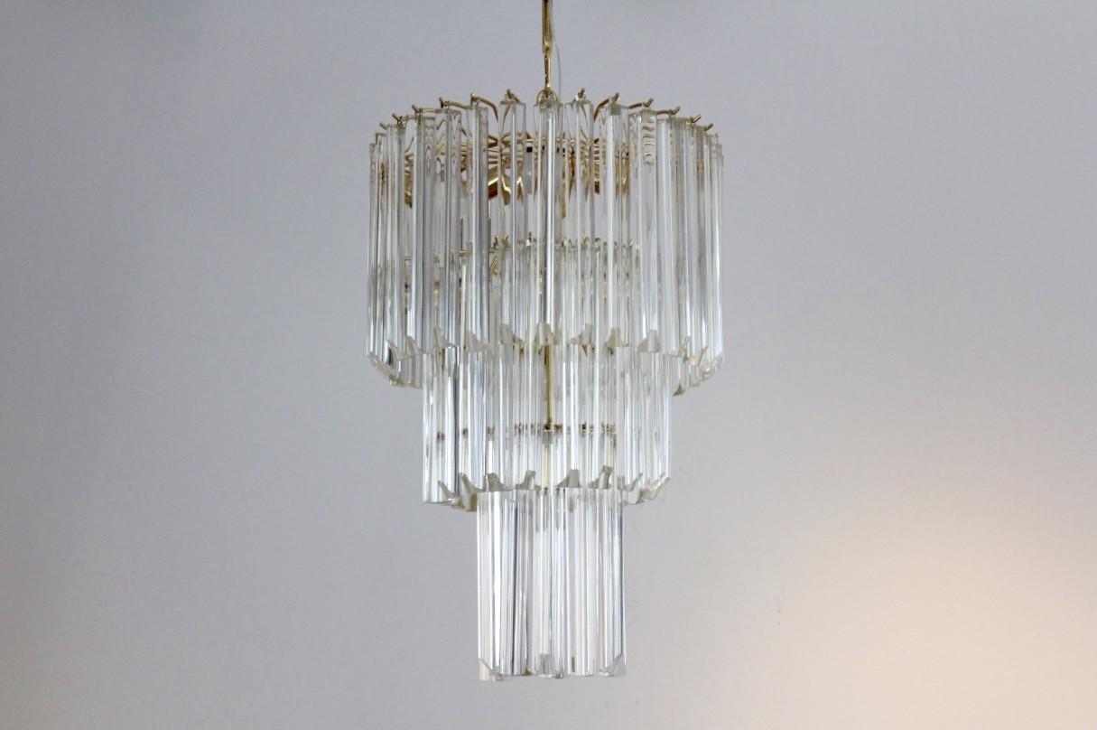 Large chandelier in murano glass paolo venini 1960s design market previous next arubaitofo Gallery